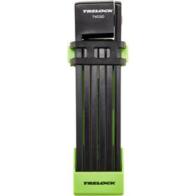 Trelock FS 200 TWO.GO L Cykellås 100 cm grön